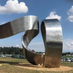 Yabatech / Cern Art Sculpture